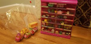 Shopkins and cutie cars lot for Sale in Edison, NJ