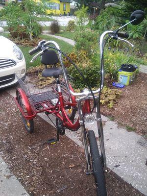 48v 1000w ebike trike for Sale in St. Petersburg, FL