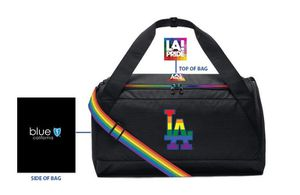 Dodgers Pride Duffle Bag for Sale in Los Angeles, CA
