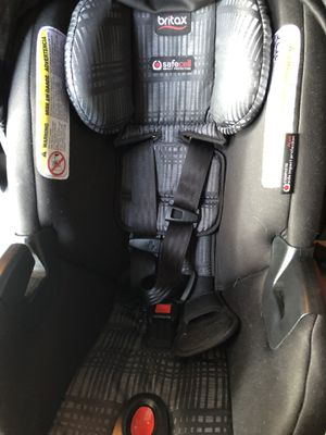 Britax B Safe 35 Elite & Base for Sale in Seattle, WA
