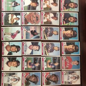 Topps Indians 1979 Baseball Cards for Sale in St. Charles, IL