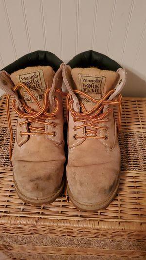 Mens work boot for Sale in OSBORNVILLE, NJ