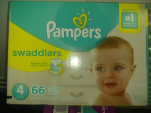 Pampers swaddlers for Sale in Vancouver, WA