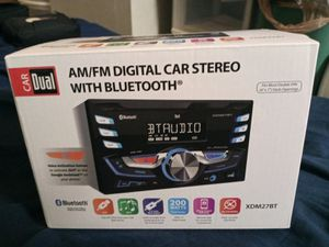 Dual Digital car stereo for Sale in Columbus, OH