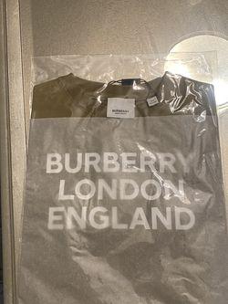 Burberry Green Shirt Logo Kids for Sale in Grand Terrace,  CA