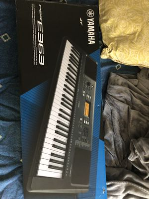 Yamaha e363 brand new! for Sale in Seal Beach, CA