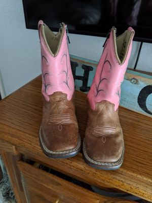 Little girls boots for Sale in Manteca, CA