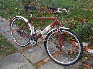Novara Fusion Commuter Bike with a Custom Built! for Sale in Rockville, MD