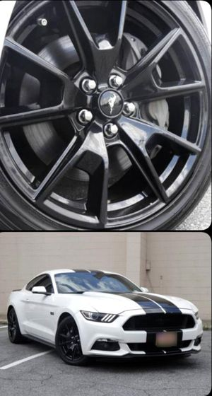 🚭2O17 Ford Mustang GT 🚭 $15k for Sale in Fresno, CA