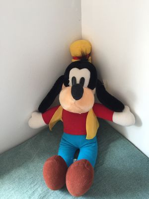 Vintage Disney's Goofy Plush Toy for Sale in South Portland, ME