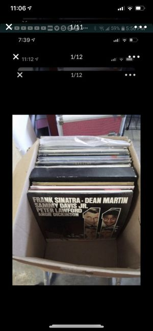 Many laserdisc for sale some very rare for Sale in Palmdale, CA