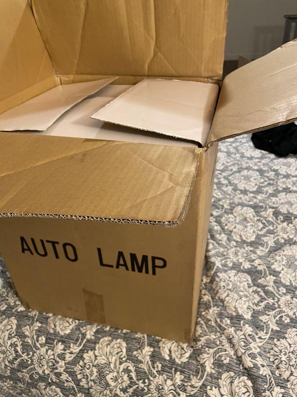 Audi A6 Tail light