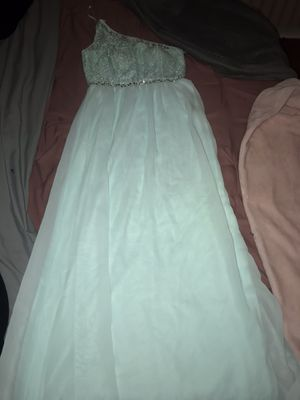 Light blue prom/sweet 16 dress for Sale in Chicago, IL