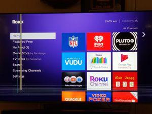 "Samsung 55"" 4K television for Sale in Winston-Salem, NC"