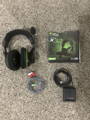 Turtle Beach headset, out of box( NEW) for Sale in Olympia, WA