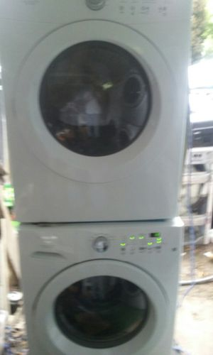 Frigidaire affinity washer set /electric dryer Serviced for Sale in Vancouver, WA