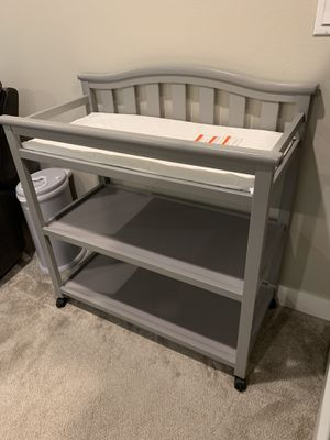 Changing Table for Sale in Puyallup, WA