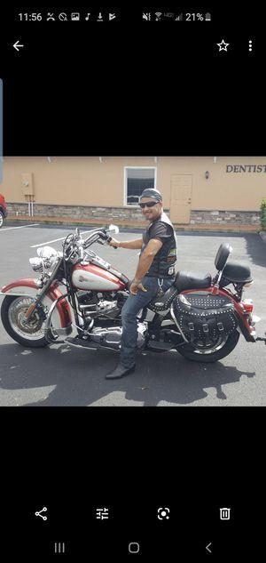 MOTORCYCLE HARLEY DAVIDSON for Sale in Winter Haven, FL