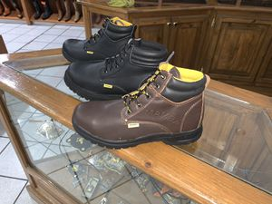 Steel toe (casquillos) Mamba Work Boots for Sale in Calexico, CA
