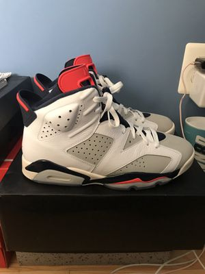 2018 Air Jordan 6 Infrared for Sale in Ashburn, VA
