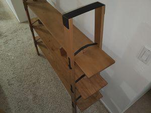 "Wood Bookcase / Bookshelf 60""x49"" for Sale in San Diego, CA"