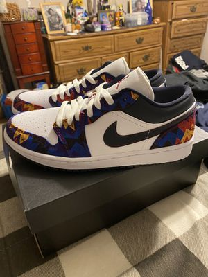 Air Jordan 1 Low Nothing but Net for Sale in Shiremanstown, PA