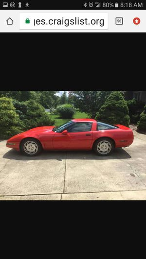 1994 Chevy corvette for Sale in Fort Washington, MD