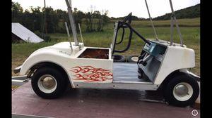 Club Car CAROCHE runs 36 V electric for Sale in Danville, PA