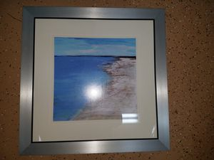 Picture Beach Photo Hanging Frame for Sale in Tamarac, FL