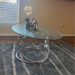 Glass Table for Sale in Houston,  TX