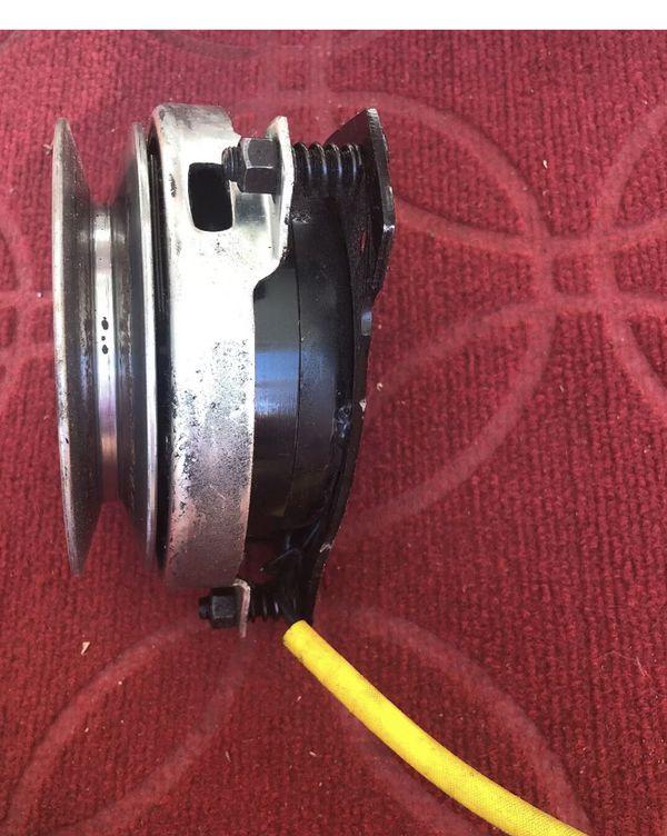 PTO Clutch 2 cylinder