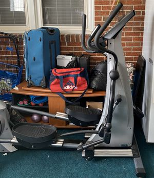 Free Elliptical Machine and Total Gym for Sale in Rosedale, MD