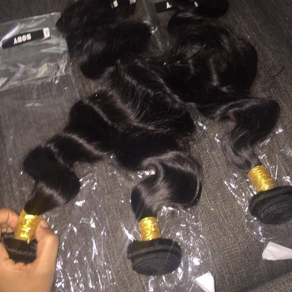 22 24 26 Brazilian Mink body wave set