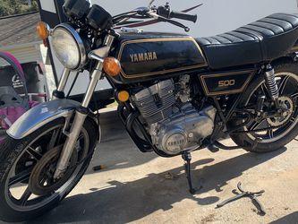 1978 Yamaha XS 500E for Sale in Atlanta,  GA
