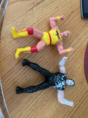 WWE Action figures Sting/Hulk Hogan for Sale in Richmond, CA
