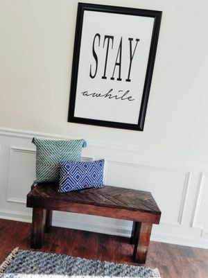 Rustic Bench for Sale for sale  Suwanee, GA