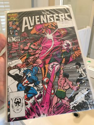 The Avengers Comic Issue 268!! Fantastic condition for Sale in Atlanta, GA