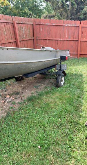 Jon boat for Sale in Pickerington, OH