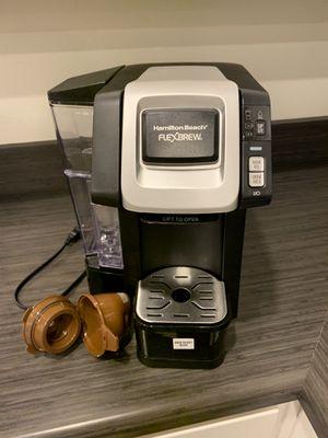 Hamilton Beach Single Serve Coffee Maker Like New for Sale in Olympia, WA