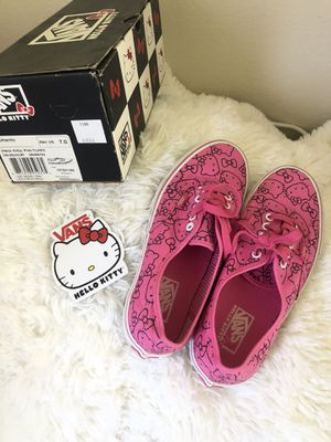 Hello Kitty Vans for Sale in Rancho Cucamonga, CA