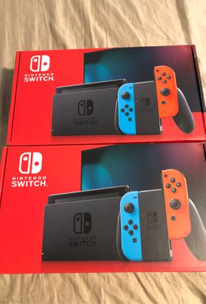 Nintendo Switches BRAND NEW/NEVER OPENED for Sale in Westminster, CA