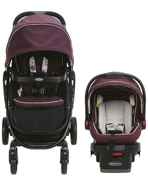 Graco Modes Travel System, Nanette *$200 today only!* for Sale in Rowlett, TX