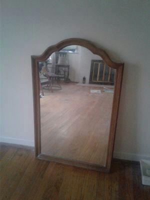 Mirror beautiful solid oak for Sale in TN, US