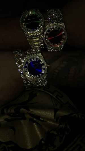 """Nice """" hip hop """" watches """" 👍 for Sale in Los Angeles, CA"""