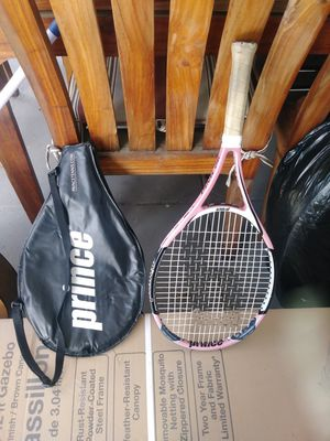 Prince tennis racket for Sale in San Bernardino, CA