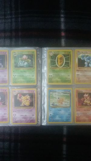 Original pokemon cards for Sale in Tarpon Springs, FL