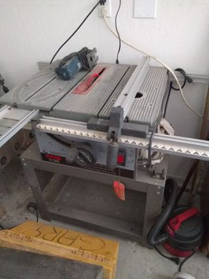 Ryobi BT3000 /Table Saw for Sale in Woodlake, CA