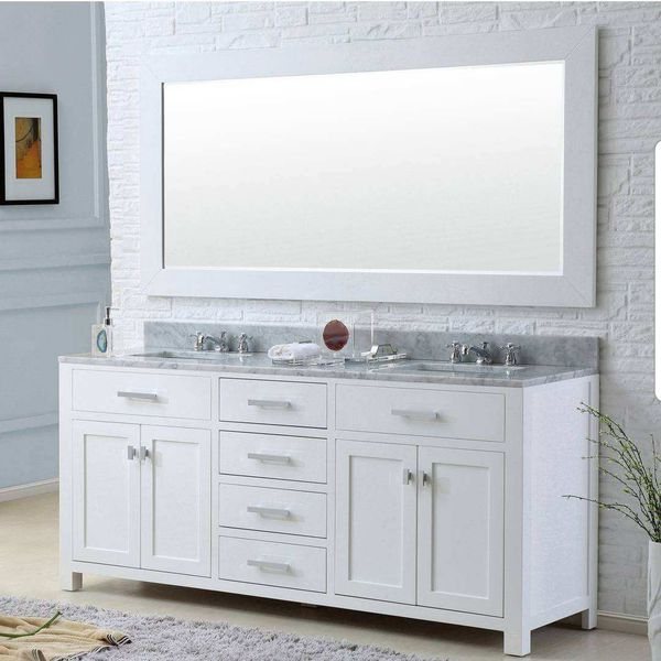 Bathroom Vanity 60 Inch for Sale in Jacksonville, FL - OfferUp