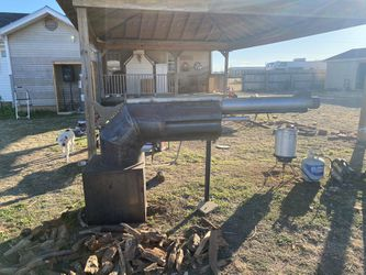 Pisto BBQ Pit for Sale in San Angelo,  TX