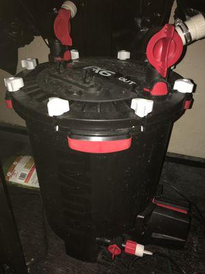 Fluval fx6 canister filter aquarium fish tank for Sale in Philadelphia, PA